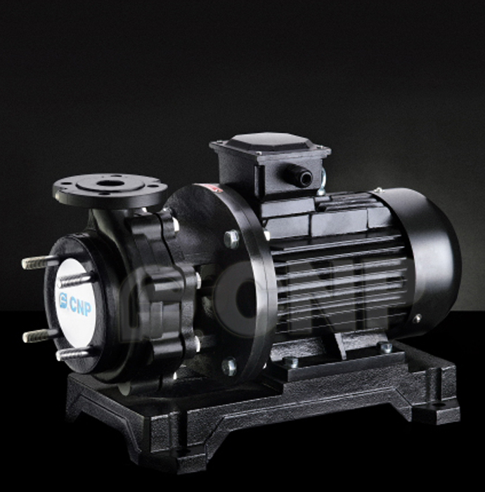 SZ  Fluorine plastic single-stage centrifugal pump