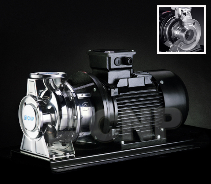 ZS  Stainless steel horizontal single stage centrifugal pump