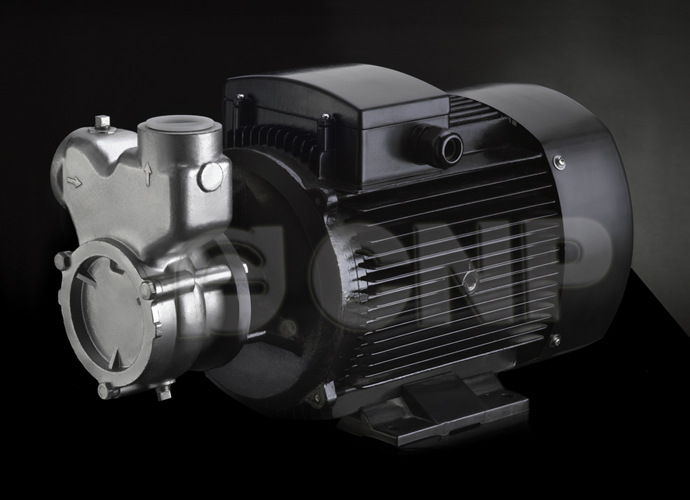 QY  Stainless steel self-priming gas-liquid pump